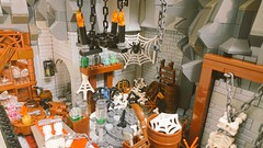 Lego Death room