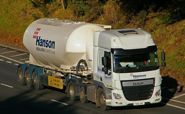 DAF CF - HANSON