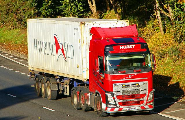 VOLVO FH - CCH Transport Larkhall