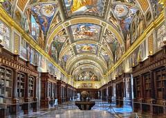 Biblioteca- San Lorenzo del Escorial