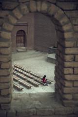 One angle Erbil Castle