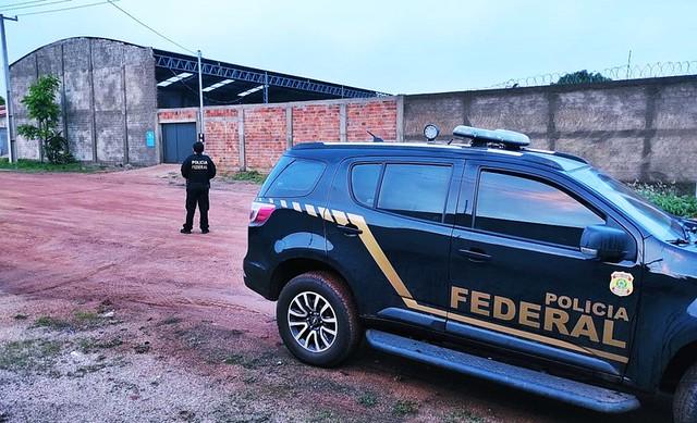 PF cumpre medidas judiciais em 10 unidades federativas