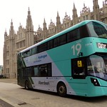 First Aberdeen 39705 (SV70BWO) - route 19 - Broad Street, Aberdeen