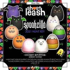 .:Short Leash:. Spookzilla 2021 Key