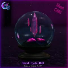 *NeverWish* Shard Crystal Ball
