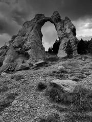 Arco geodésico de Piedrafita