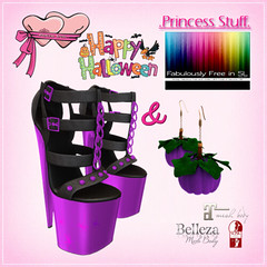 .Princess Stuff. NEW FAB FREE GIFT!