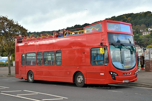 Buses of Somerset 36100 - LX60DXB