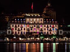 Lucerne, Schweizerhof Hotel