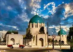 The Royal Mausoleum, Baghdad