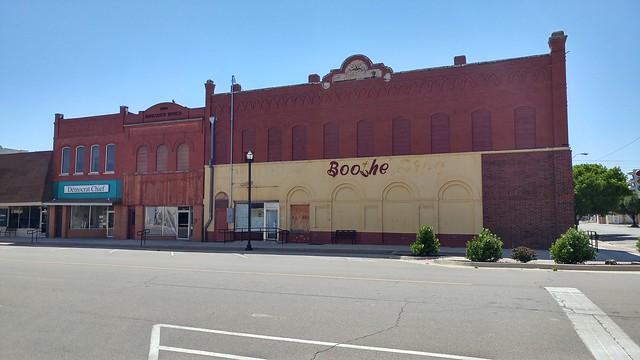Anheuser Busch Building, Hobart, OK