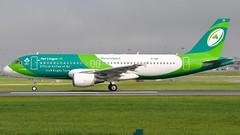 Aer Lingus (EI-DEI) A320 departing to London Heathrow (LHR) (18/9/21)