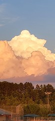 2021 Cloud formations