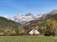 Valle del río Estarrún , Aisa (Huesca)