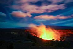 Lava Glow Before Dawn