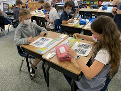Third grade community time!