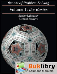 Solutions Manual of The Art of Problem Solving Volume 1: The Basics by Richard Rusczyk
