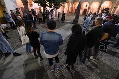 """27 Oct 2021 . Secretaría de Cultura . Inauguración de la exposición """"Fragments and Forms"""" en el Ex Convento del Carmen."""