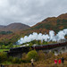 The Jacobite at Glenfinnan