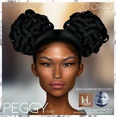 TOKIO Hair - Peggy Alpha Hair @Marketplace