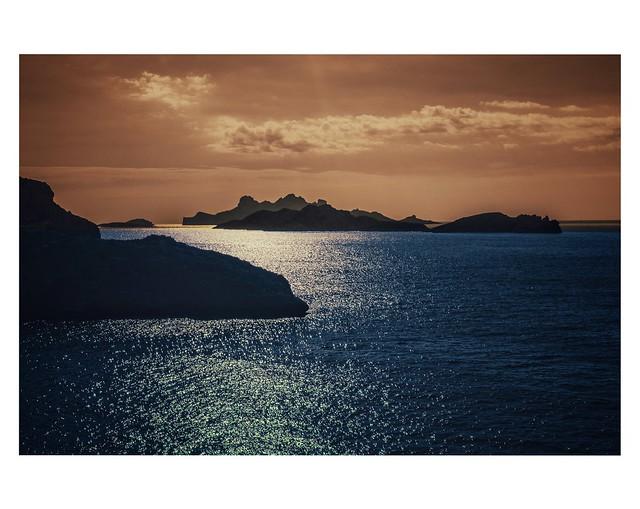 Calanques et îles