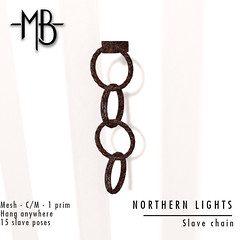slave chain w