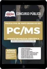 Apostila PC-MS em PDF – Agente de Polícia Científica 2021