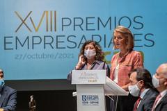 XVIII Premios empresariales CECAM