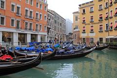 Gondolas of Venice 01