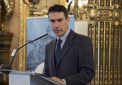 Enrique Ojeda, director general de Casa de América