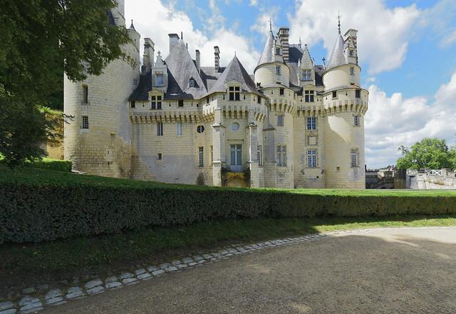 Châteaux d'Ussé, France, August 2021 288