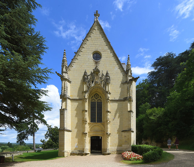 Ussé, France, August 2021 293