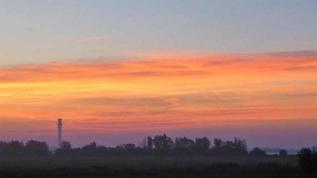Sunrise Woudsend