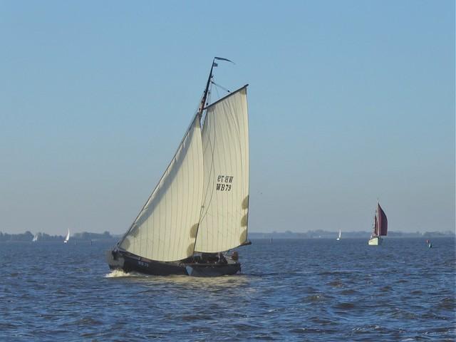WH 79 schouw, Heegermeer