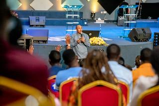 One minutes gospel challenge service