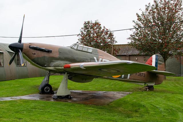 Hawker Hurricane P3873