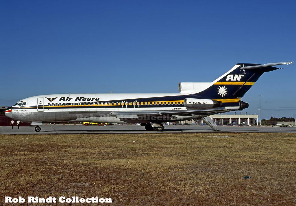 Air Nauru B727-77C C2-RN4