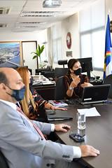Orelhu00e3o Digital - Visita do Superintendente da Assembleia Legislativa do Estado