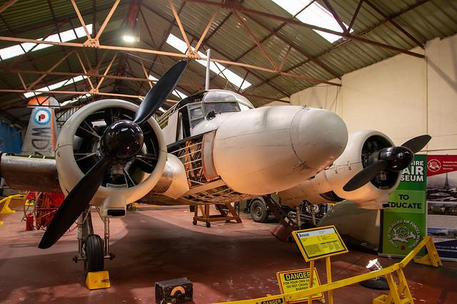 Avro Anson T.21 VV901
