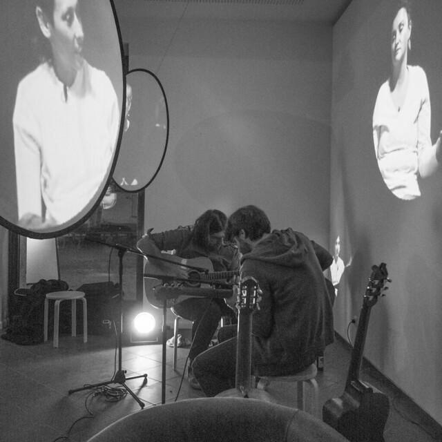 Zwinkelman live @ Galerie Einwand