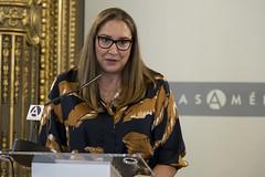 Mª Luisa Gómez Calero, Delegada de Casco Histórico del Ayto. de Córdoba