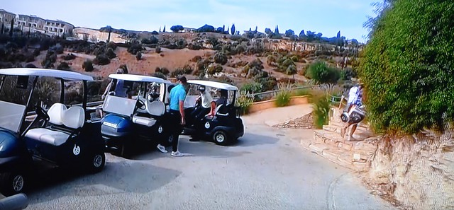 Sights & Scenes From The Aphrodite Hills GC