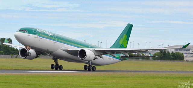 Aer Lingus 🇮🇪 Airbus A330-200 EI-LAX