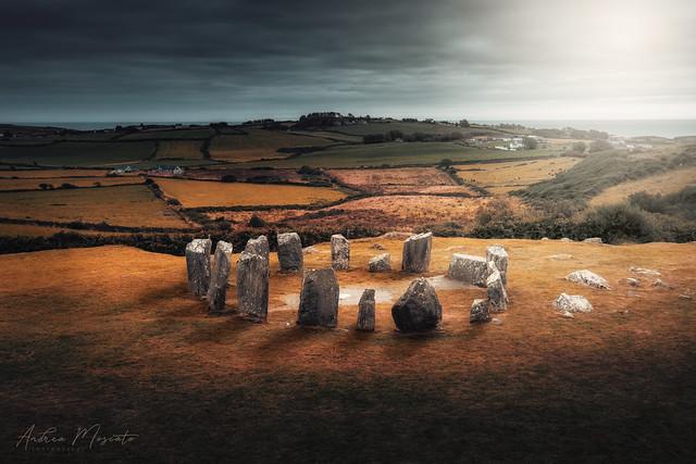 Drombeg Stone Circle (Ireland)