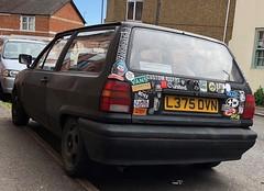 1993 Volkswagen Polo CL (L375 DVN)