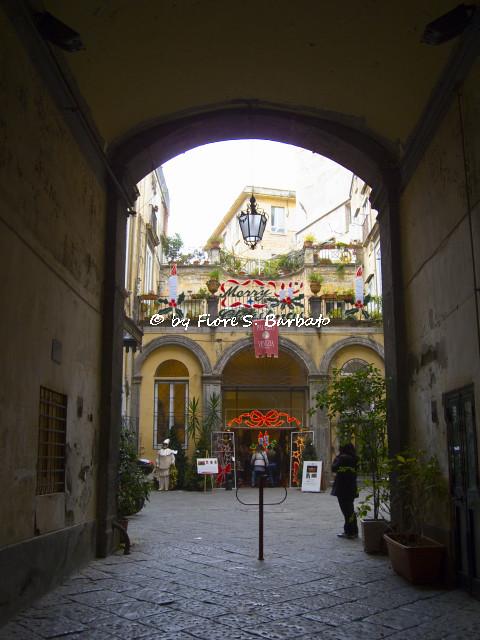 Napoli (NA), 2010, Palazzo Venezia.