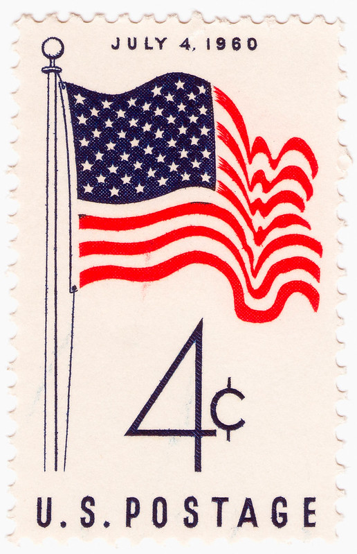 50-Star US Flag (1960)