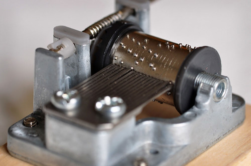Music Box mechanism | by Images George Rex