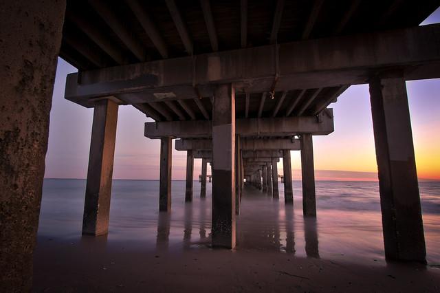 Under the boardwalk [Explored]