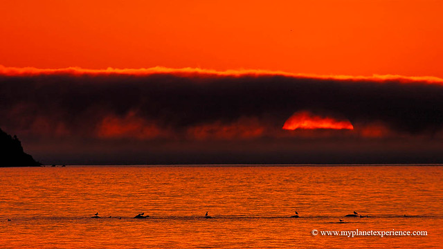 Sunset - Newfoundland and Labrador, Canada